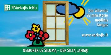 skandinaviško standarto langai